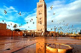 Koutoubia Mosque, Marrakech
