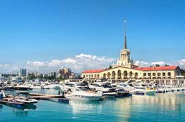 Sochi Sea Port