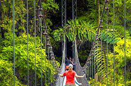 Mistico Arenal Hanging Bridge Park, La Fortuna