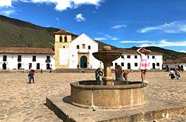 Plaza Mayor, Villa de Leyva