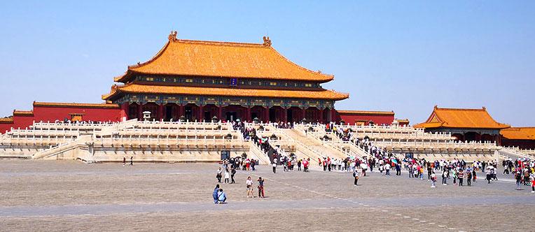 Explore the majestic Forbidden City in depth