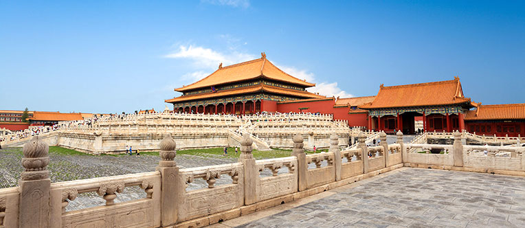 Have an insight into the Chinese history at the Forbidden City
