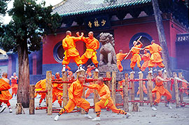 Shaolin Temple, Luoyang