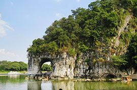 Elephant Trunk Hill, Guilin