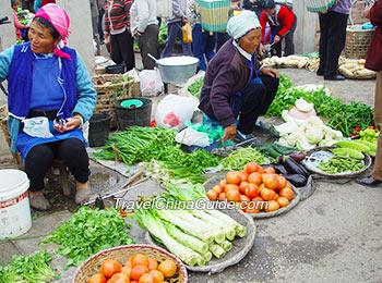 A local free market