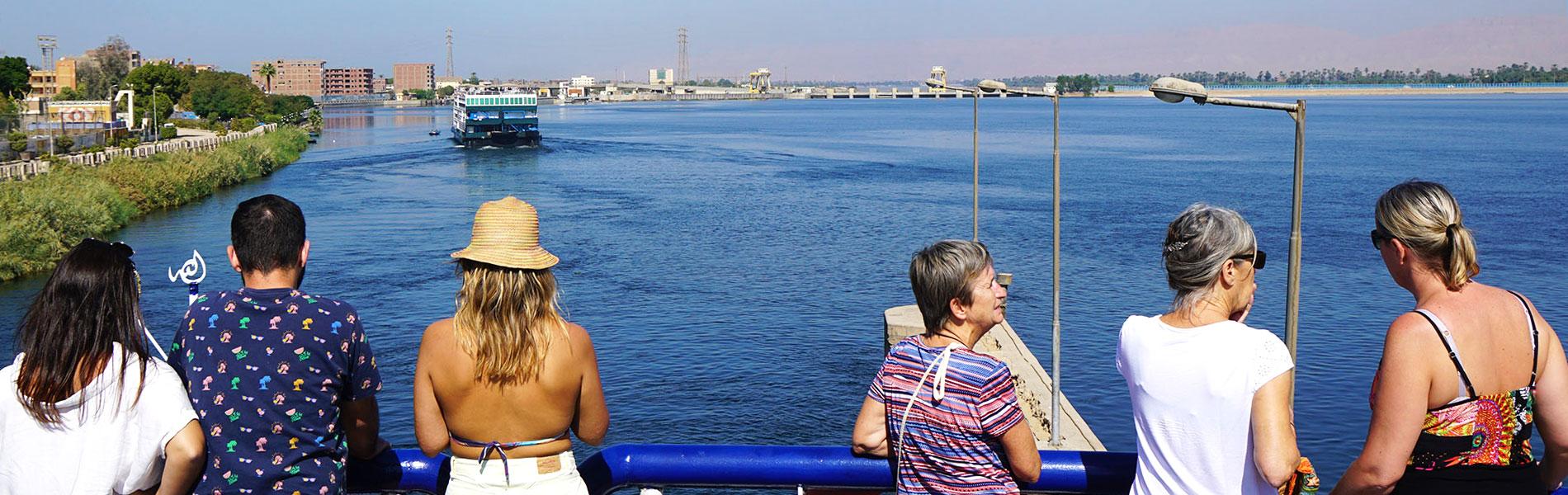 Nile Cruise in Egypt