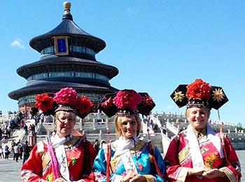 Visit the Temple of Heaven