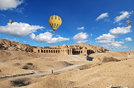 The Valley of the Kings, Luxor