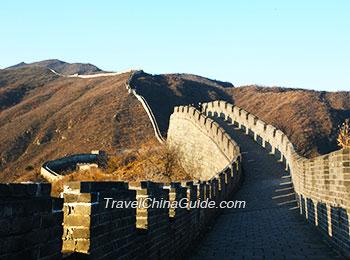 Majestic Mutianyu Great Wall