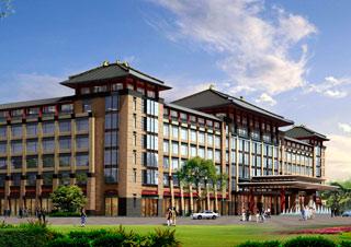 Wyndham Grand Xi An South Hotel 5 Star