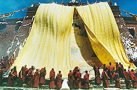 Buddha Unfolding in Tibet