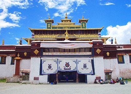 Samye Monastery, Tsetang