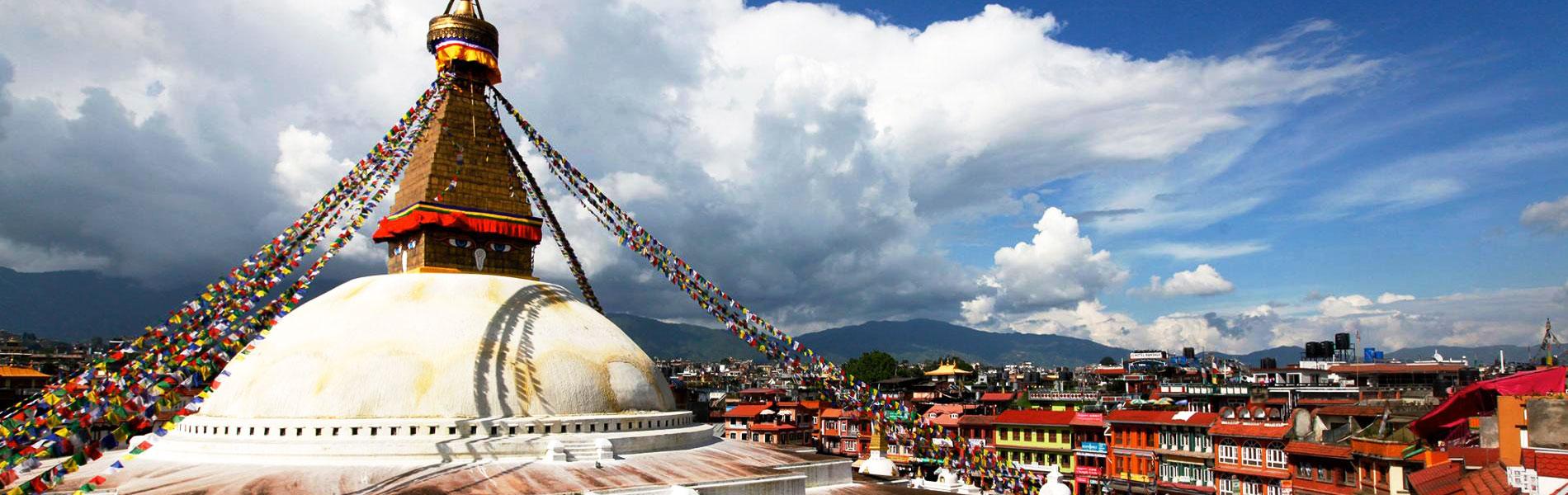 Nepal stupa